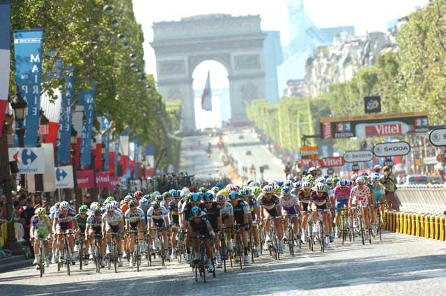 велоспорт во франции
