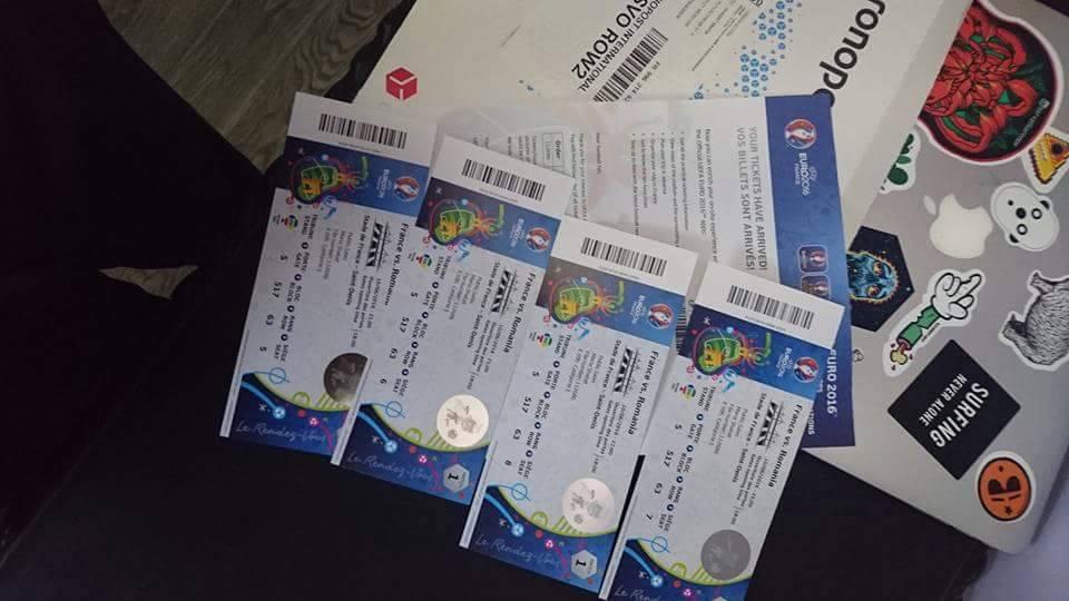 билеты на футбол евро 2016