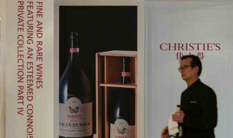 вино во франции