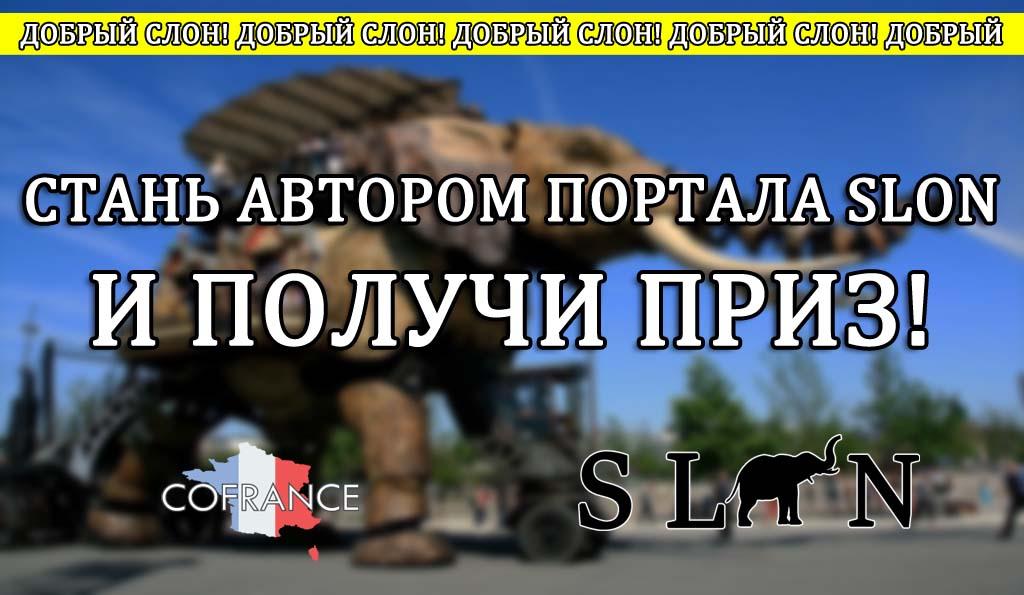новости слон