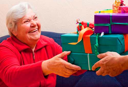 Подарок для пожилого мужчины своими руками