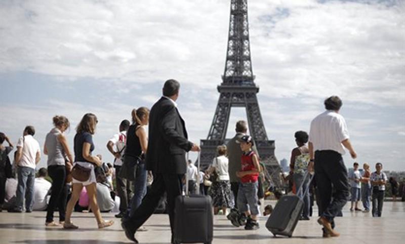 Отношение стран к туристам
