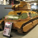 Нормандский музей бронетанковой техники