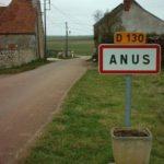 anus, анус