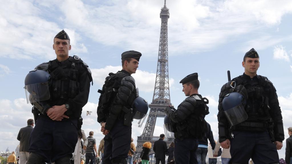полиция франции, французская полиция