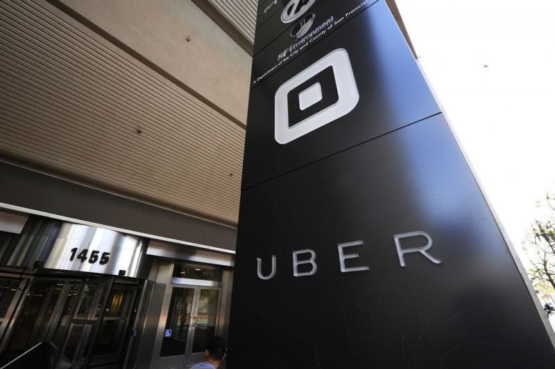 uber, убер, такси франция