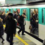 метро париж
