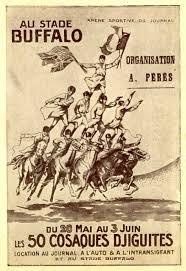 казачий цирк, париж