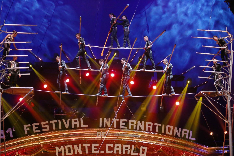 Фестиваль в монте карло