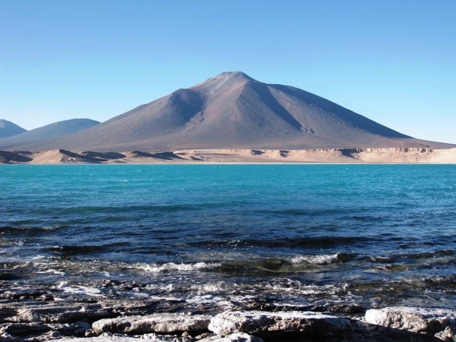 охос дель саладо, вулкан франция