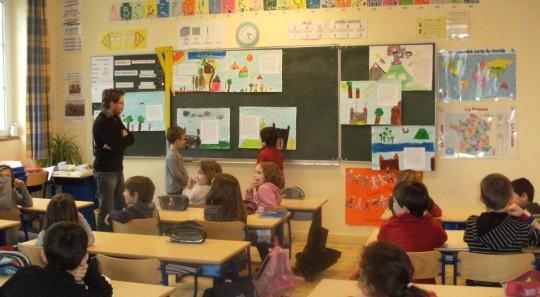 школа франция, школа во франции