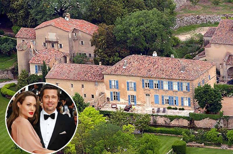 Джоли особняк во франции