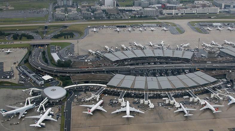 Работают ли аэропорты во франции