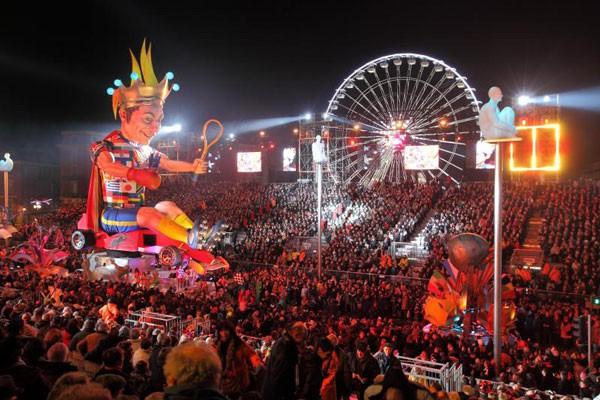 карнавал в ницце 2017