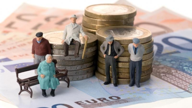 пенсионеры франция