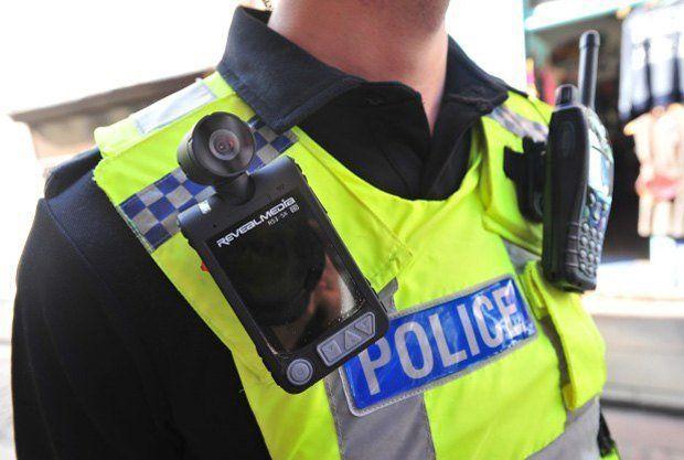 полицейским выдадут мобильные камеры