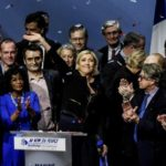 Ле Пен вступилась за Дональда Трампа на израильском телеканале