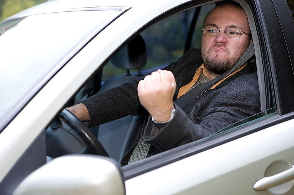 плохие водители ницца