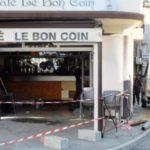 Во Франции джип въехал в бар