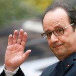 Группа хакеров разослала приглашения на прощальную вечеринку Франсуа Олланда