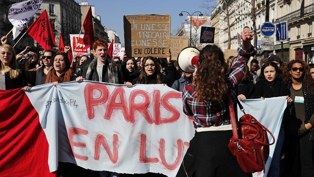 число безработных во Франции