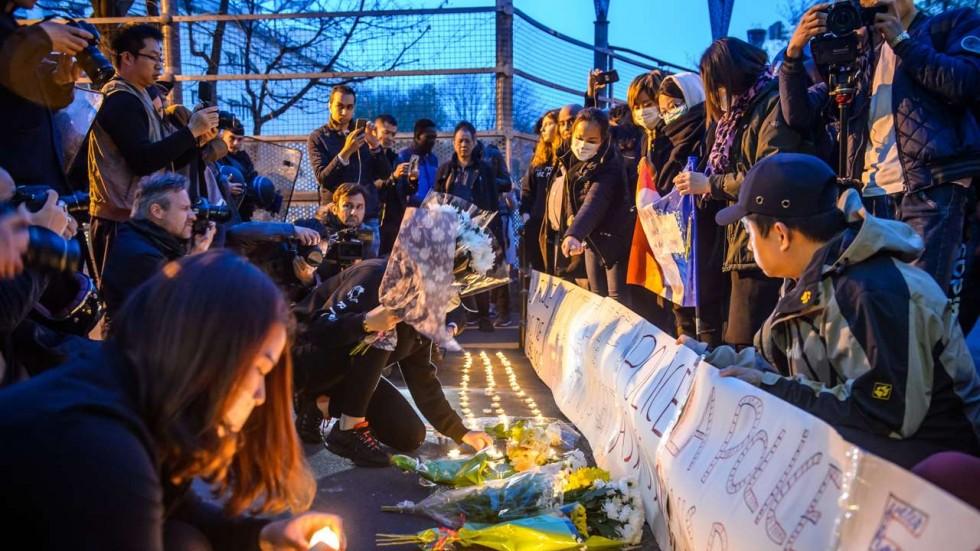 Власти Франции призвали своих граждан, находящихся в Китае, к осторожности