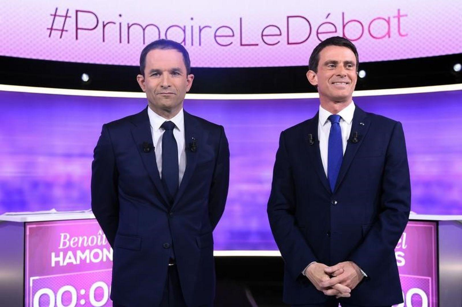 Более  убедительным кандидатом впрезиденты Франции после первых дебатов стал Макрон— Опрос