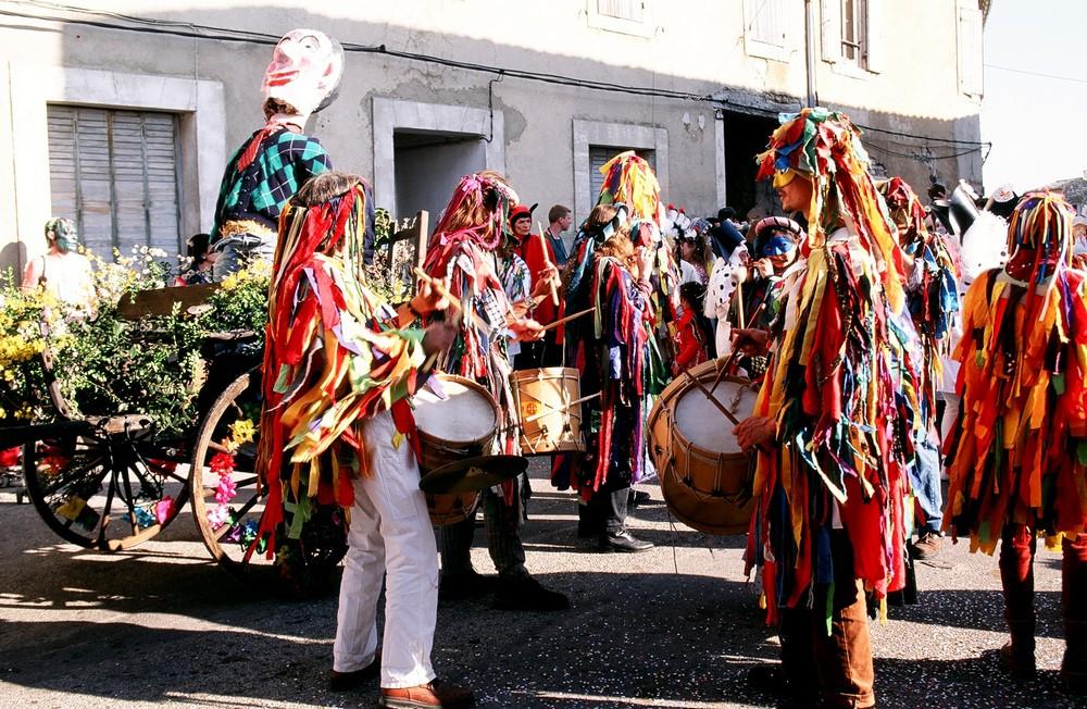 карнавал в провансе