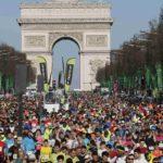 парижский марафон 2017