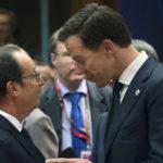 """Франсуа Олланд поздравил Марка Рютте с победой """"над экстремизмом"""""""