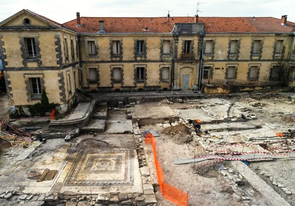 Археологи во Франции нашли древний город