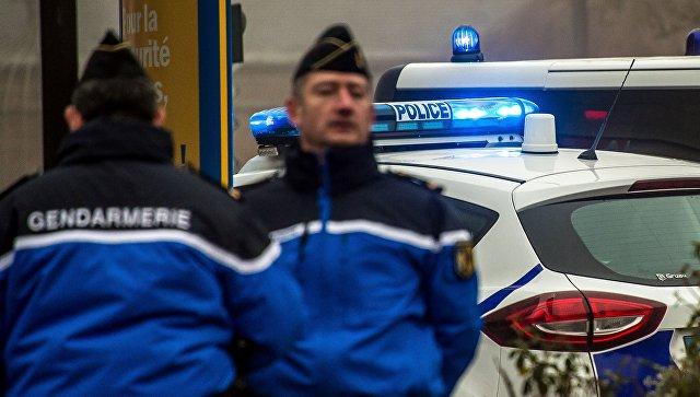 Во Франции ограбили фургон с золотом