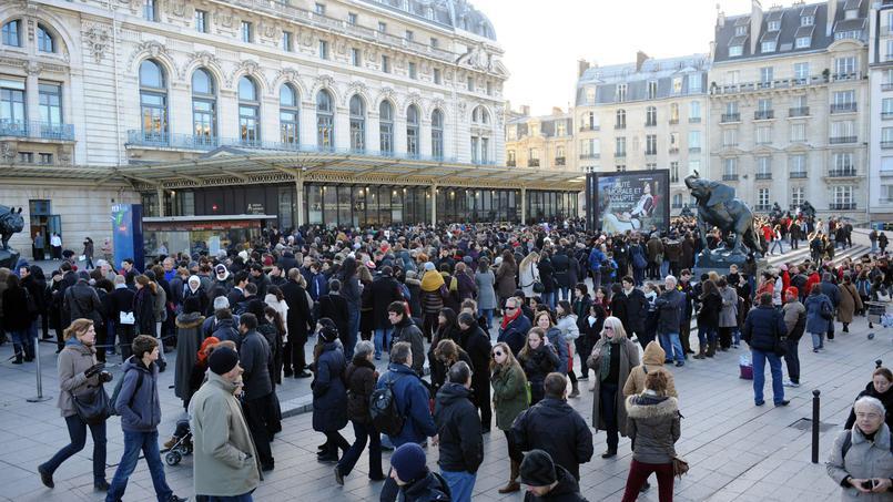 Музей Орсе в Париже обвинили в дискриминации