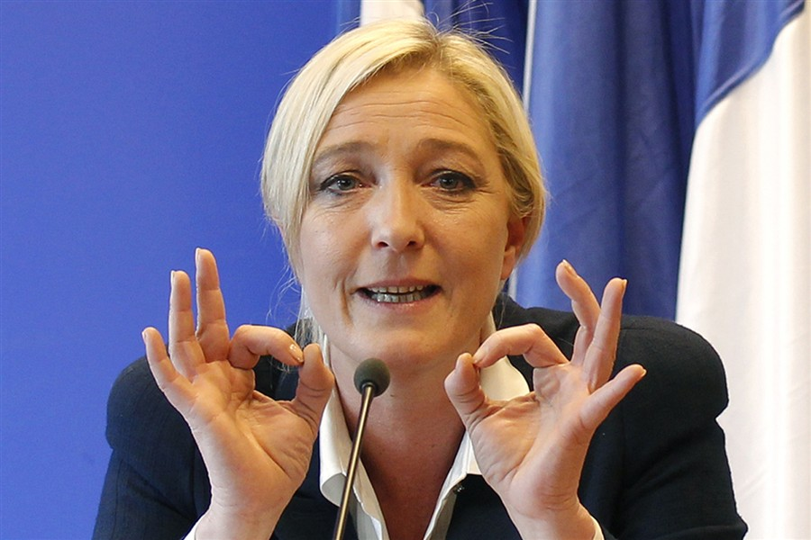 Назван самый обсуждаемый французский политик в США