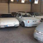 """Во Франции найден заброшенный автосалон Lada с раритетными """"девятками"""""""