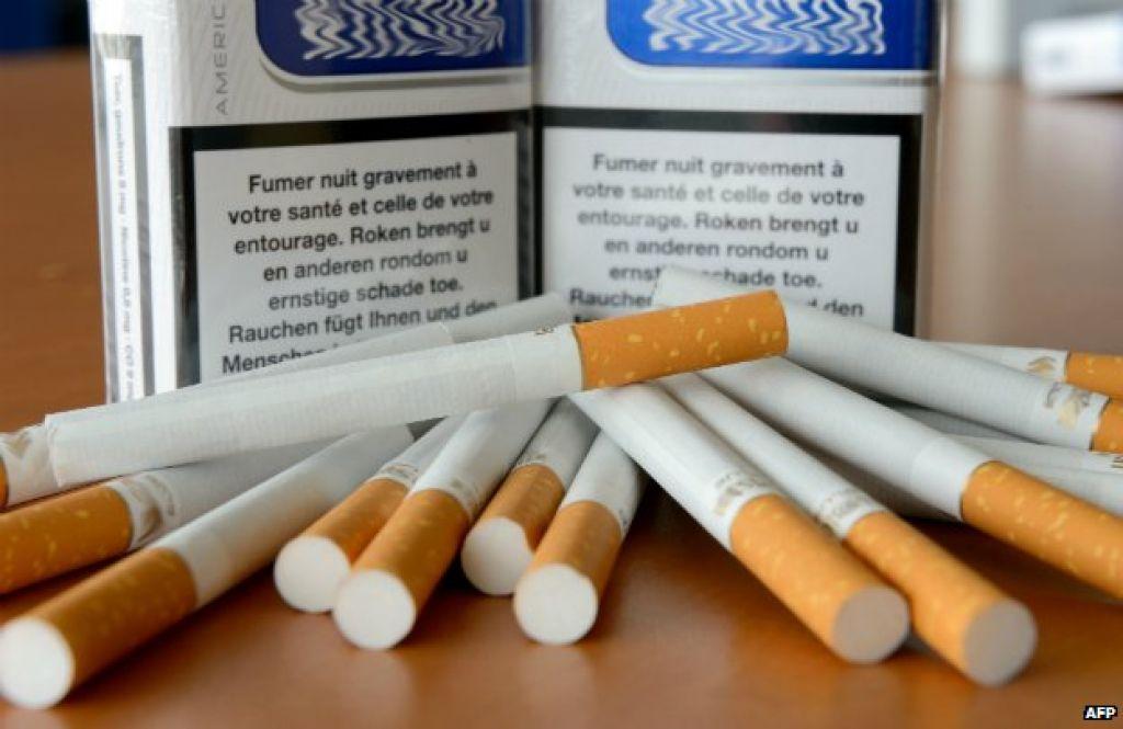 €100 млн возместит Франция продавцам сигарет