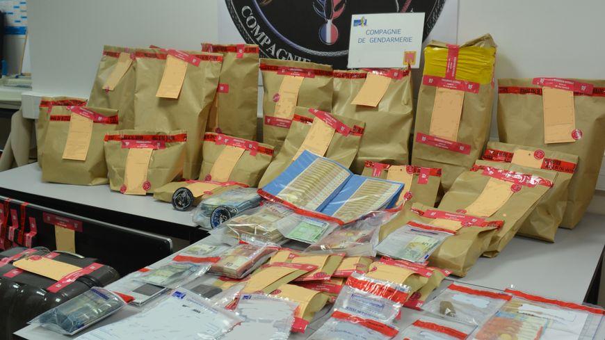 Рекордное количество наркотиков было изъято в Верхней Лауре