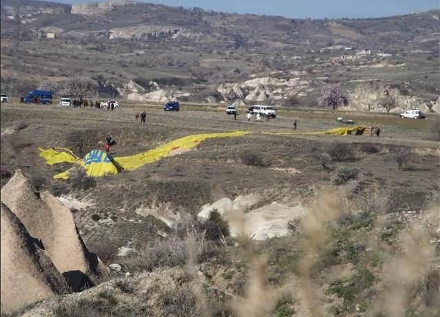 В Турции погиб турист из Франции