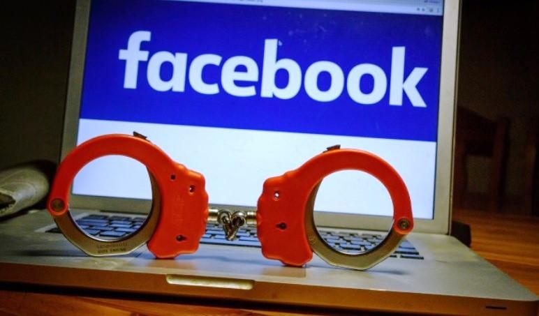 30 тысяч аккаунтов заблокировал Facebook во Франции