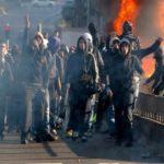 Произошли столкновения на севере Парижа