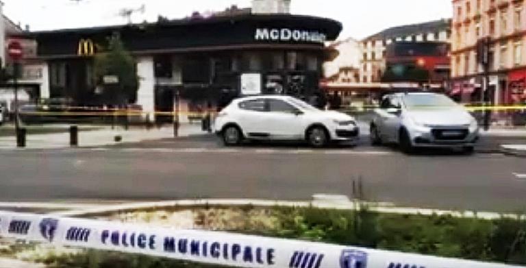 Во Франции прогремел взрыв в ресторане «Макдоналдс»