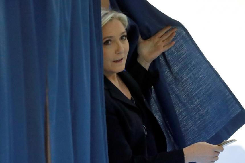 Ле Пен рассказала, почему уверена в своей победе