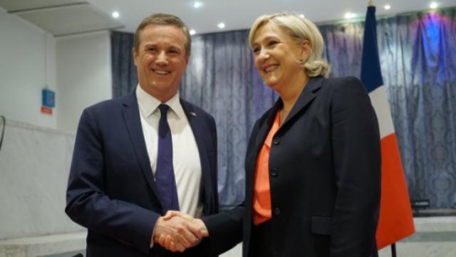 Оланд открыто выступил против Марин ЛеПен