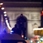Группировка ИГ взяла на себя ответственность за стрельбу в Париже