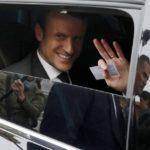 Новости Франции - интерью о Макроне