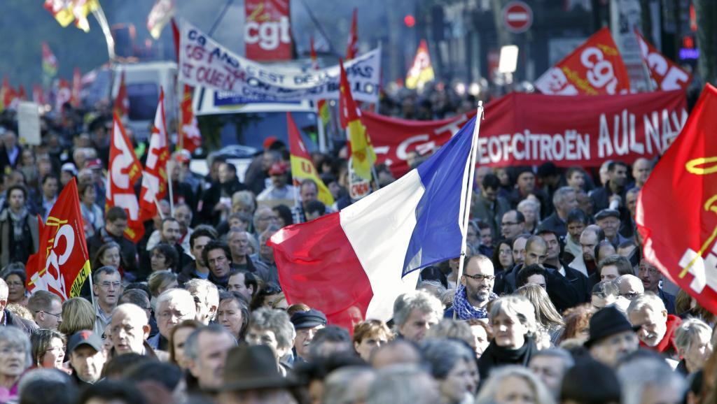 Что французы думают о кандидатах в президенты