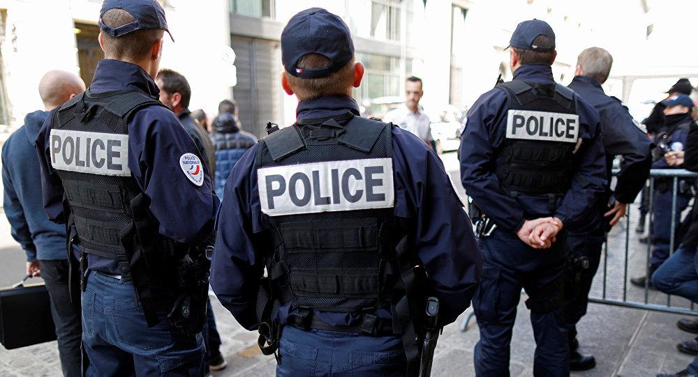 Французский полицейский застрелил сослуживца