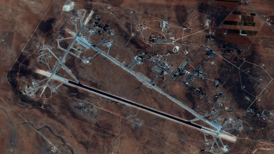 Франция знала о готовящихся ударах США по Сирии