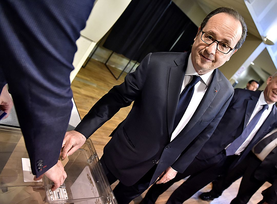 Франсуа Олланд признался, что грустит