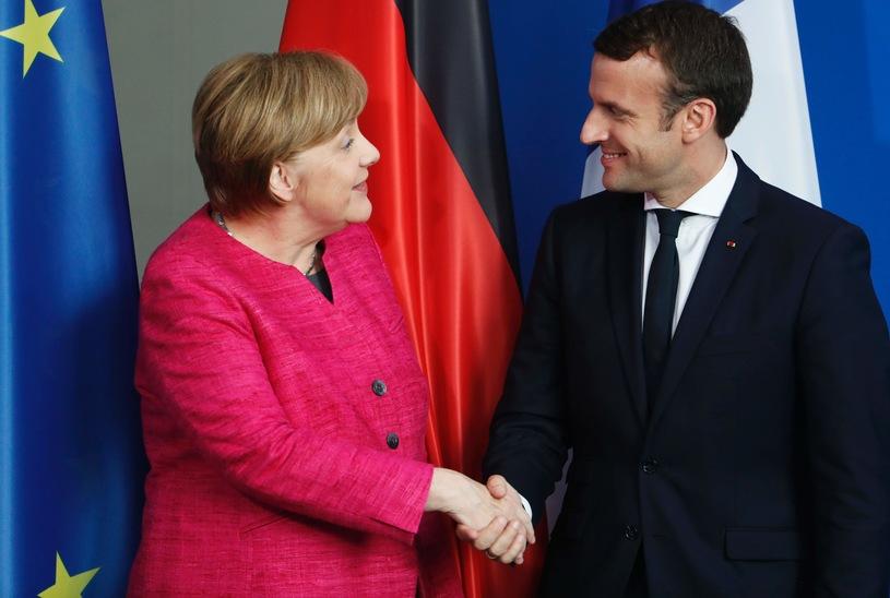 Берлин и Париж заявили о создании «дорожной карты» по укреплению ЕС